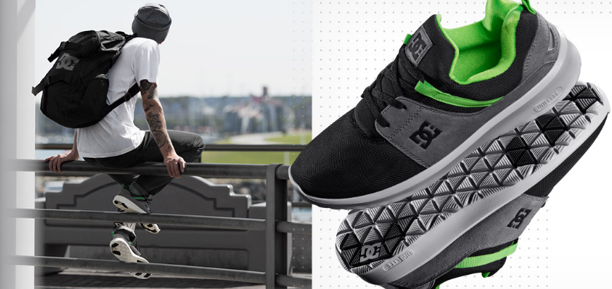Акции DC Shoes в Полысаево